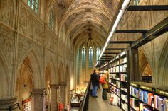 8 Bookstores That Are Too Beautiful For Words