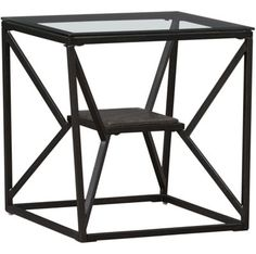 "22"" 499 Living Rooms, Equinox End Table, Living Rooms 