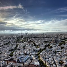 Places to be: For Creativity & Romance Paris, France.