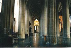 Antwerp Cathedral by sftrajan, via Flickr