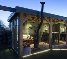Pergola For Sale Lowes Code: 2195677831 Backyard Sheds, Backyard Patio Designs, Backyard Retreat, Outside Room, Outside Living, Outside Seating, Fireplace Garden, Outdoor Living Rooms, Garden Buildings