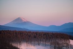"""Photographer Hidenobu Suzukihas captured the idyllic landscapes of Japan in a remarkably tranquil light. Between the quiet foggy rivers, peaceful rice fields, and twilight at Mt. Fuji, there's something for everyone who's looking for a visually relaxing utopia. """"My photographs are like Japanese paintings,"""" Suzuki explains. """"Japanese like to express emotions and spiritual feelings through the landscape photography. Contemporary theater, art and music stimulate the brain and increase mood…"""