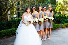 Bridesmaids :) @Emily Hall