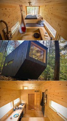 This is Not a Sandcrawler from Star Wars, Just a Micro Home Built by Harvard Students Micro House, Tiny House, Harvard Students, Kitchen Stove, Square Feet, Building A House, Living Spaces, Star Wars, Inspiration