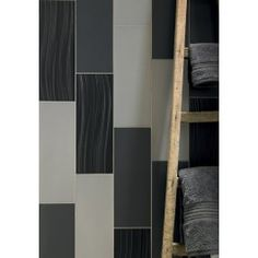 Tones Smoke Wall Tile