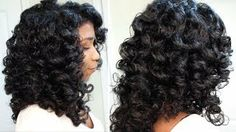 Thumbnail, the curls are so pretty