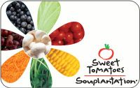 4.7.12  sweet tomatoes  - souper crackers!