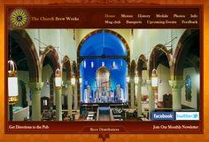 Church Brew Works, yummy yummy    http://churchbrewworks.com/