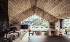 Villa a Selva di Val Gardena, Selva di Val Gardena, 2016 - Perathoner Architects
