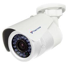 CFTV é Shop do CFTV! Distribuidora Segurança Eletronica SP e Distribuidor CFTV | Câmera Bullet TecVoz HD-TVI IR T1-4TV1/E | CFTV Shop Distribuidora Segurança Eletrônica e Distribuidora de Equipamentos para Segurança Eletrônica SP