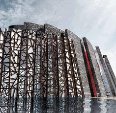 Wuzhen Theater, Zhejiang, China / Artech Architects