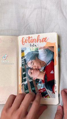 Boys Girl Friend, Girlfriends, Birthday Gifts, Boyfriend, Presents, Bullet Journal, Inspire, Scrapbook, Album