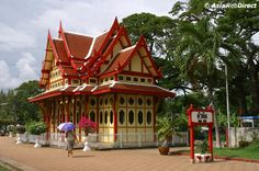 Hua Hin Attractions A to Z - List of All Attractions in Hua Hin by Alphabetical Order
