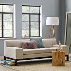 Lorimer Sofa #eastoakdecor