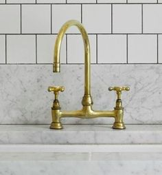 Best Bridge Faucets Images On Pinterest Beautiful Kitchens - Bridge faucets for kitchen