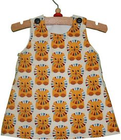 Free pattern baby dress size 3 months