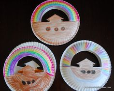 This Noah's Ark craft teaches submissiveness to kids. It is a great craft for your own kids or a group of Sunday School kids. Sunday School Kids, Sunday School Lessons, Sunday School Crafts, School Children, Bible Story Crafts, Bible School Crafts, Bible Stories, Preschool Bible Lessons, Preschool Crafts