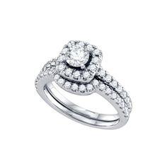 1.36CT DIAMOND 0.50CT-CRD BRIDAL SET GD http://www.amazon.com/dp/B00H01LXUI/ref=cm_sw_r_pi_dp_8bMxvb14W3HE0