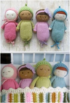 Knit Baby Doll Patterns By Amy Gaines The Most Adorable Knit Baby Doll. Knit Baby Doll Patterns By Amy Gaines The Most Adorable Knit Baby Doll Patterns Knitting Dolls Free Patterns, Knitted Dolls Free, Knitting For Kids, Crochet Patterns Amigurumi, Loom Knitting, Crochet Dolls, Knitting Projects, Crochet Baby, Free Knitting