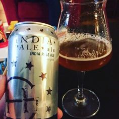 Gun Hill India Pale Ale by Gun Hill Brewing Company - nothing like a Gun Hill tallboy :) #gunhillbrewery #nycbeer #ipa #craftbeer