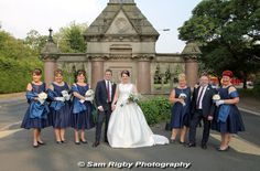 Sefton Park Hotel, Liverpool - the new Mr & Mrs Penman x