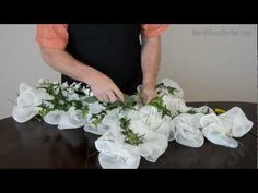 How to make a Deco #Mesh #Cross wreath with Twig Works