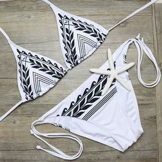 Free Shipping Forever!  ?    http://busydayshopping.myshopify.com/products/arrow-striped-bikini-swimsuit?utm_campaign=social_autopilot&utm_source=pin&utm_medium=pin