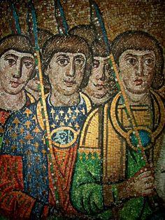 Ravenna: Mosaics from San Vitale, Sant Apollinare Nuovo, Sant Apollinare in Classe, Battistero Neoniano, Battistero Ariani