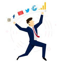 Social Media Marketing Company Services - Protocloud Social Media Marketing Companies, Social Media Services, Top Social Media, Pinterest Marketing