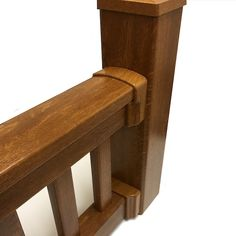Super Rail Premium Foiled Balustrade Section with Bracket Shrouds Post Sleeve, Golden Oak, Railings, Outdoor Furniture, Outdoor Decor, Wood Grain, Deck, Range, Colours