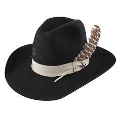 a7b3af12a33 Resistol 4X Tuff Hedeman Bull Bash Felt Cowboy Hat