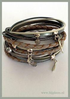 armbanden van my66 op www.bijploon.nl
