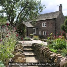 David Keegan has been designing gardens & landscapes for over 20 years. We ask David how it all began and what excites him about the industry. Unusual Plants, Rare Plants, Garden Landscape Design, Garden Landscaping, Biddulph Grange Gardens, York Stone, Victorian Gardens, Sloped Garden, Hedges