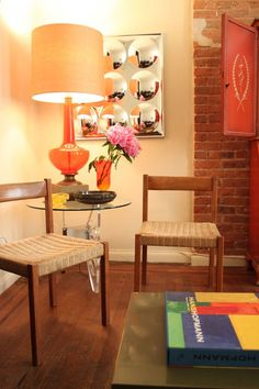 Wendy's Live-In Speakeasy Salon House Tour