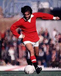 Football legend George Best