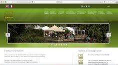 De website-homepage van www.stafort.be