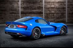 2015 Dodge Viper SRT GTS - Provided by MotorTrend