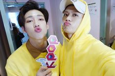 BamBam & Jackson @ Simply Kpop