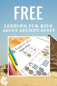 Students LOVE to learn about King Tut and Ancient Egypt! Download a FREE lesson for kids about Ancient Egypt and jump into King Tut's history! The freebie has several activities included in this pack, including reading comprehension, math review, map skills, and timeline practice, so there are a multiple ways to use them. …