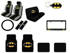 A Set of 17 Piece Batman Automotive Gif Set http://www.thecarmania.com/15-best-batman-car-accessories-2015/