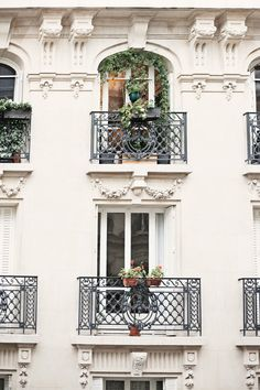 Balcony in Paris » Carolina Caruso Blog