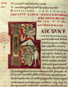 Paris, Bibl. Mazarine, ms. 0001, f. 054v - vue 2