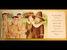 ▶ The Story of Thanksgiving - Read Aloud - YouTube