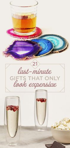 21 Last-Minute Gifts That Only Look Expensive