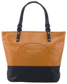 Alfio Brown Handbag suitable to be part of your formal outfit or casual/evening dresses. [$54.78]