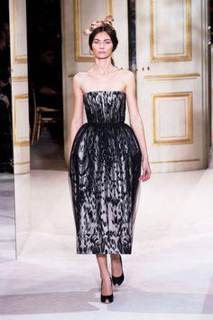 Giambattista Valli Spring 2013 Couture Runway - Giambattista Valli Haute Couture Collection