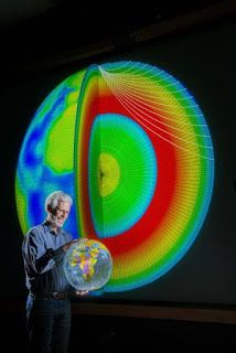 3D Earth model developed at Sandia Labs more accurately pinpoints source of earthquakes, explosions | #GeologyPage