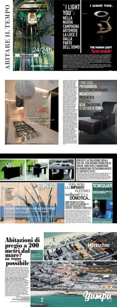 04 - dossier casa.cdr - Donna Impresa Magazine - Magazine with 4 pages: 04 - dossier casa.cdr - Donna Impresa Magazine