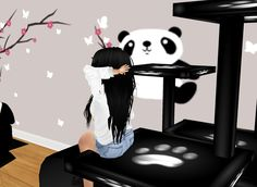 Captured Inside IMVU ^^ k-k-k kawaii!!! :3