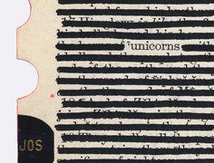 Unicorns http://goodthinkinc.com/media/tedtalk/